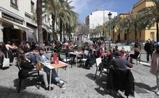 Bajada brusca de las temperaturas en Granada en unas horas