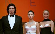 La alfombra roja de Cannes, en imágenes