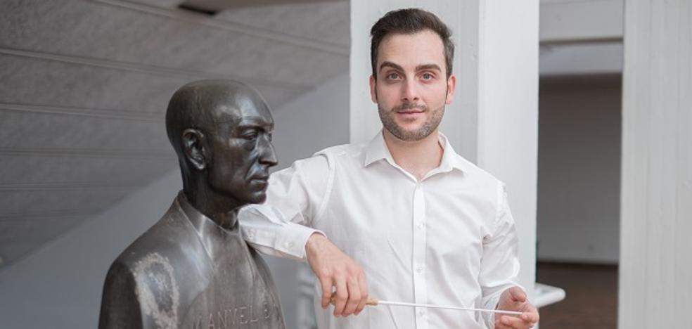 Edmon Levon: «Dirigir a una de las mejores orquestas de Europa es un antes y un después»