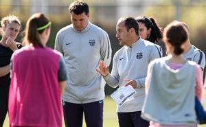 «No ser favoritos ante el Lyon nos puede ayudar»