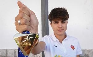 María Pérez lidera la selección española en la Copa de Europa
