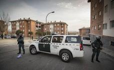 Un arrestado en Granada en una operación contra el narcotráfico en Andalucía