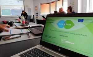 Verdiblanca reúne a formadores en Rumanía en un proyecto europeo