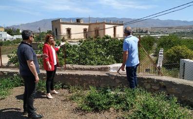 Huércal de Almería traslada el recinto ferial a un terreno colindante para evitar molestias