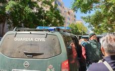 Arrestan a un guardia civil en Granada en una operación contra el narcotráfico