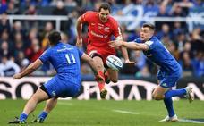 La juerga de 72 horas de un campeón de rugby con equipación incluida