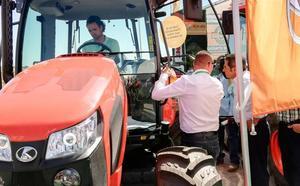 Jaén afronta con optimismo la segunda jornada de Expoliva