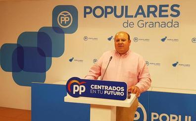 El PP denuncia a Entrena ante la Junta Electoral por utilizar la Diputación para hacer campaña