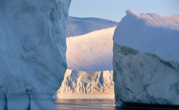 'El Ártico se rompe', un grito de aviso para los almerienses
