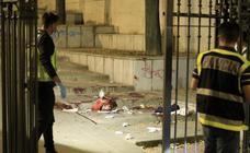 Una mujer apuñalada por su expareja en pleno centro de Granada