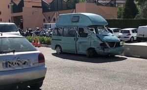 Se busca banco para depositar el millón de euros de la furgoneta hasta que aparezca el dueño