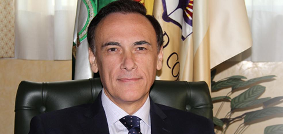 El rector de Córdoba representará durante dos años a las universidades españolas