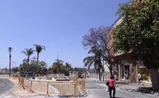 El asfaltado de la rotonda de la avenida de Salobreña con la Ronda Sur obligará a cortar el tráfico mañana