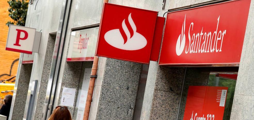 El acuerdo del ERE del Santander deberá estar listo a finales de junio