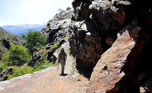 La Vereda de la Estrella, una de las rutas más impresionantes de Sierra Nevada