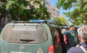 La operación antidroga permite incautar importante documentación y dinero en Granada