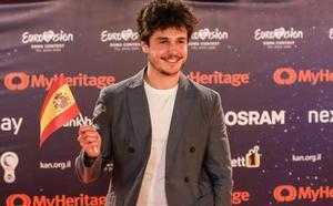 Miki, sobre Eurovisión: «Quiero acabar entre los diez primeros»