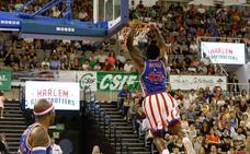 Los Globetrotters, los magos del basket en Granada