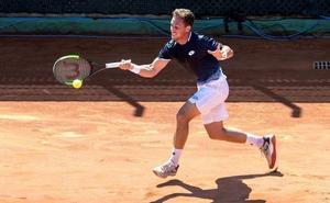 Carballés accede a las semifinales en el Challenger de Lisboa