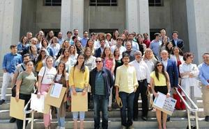 34 residentes finalizan su formación en el Hospital de Jaén
