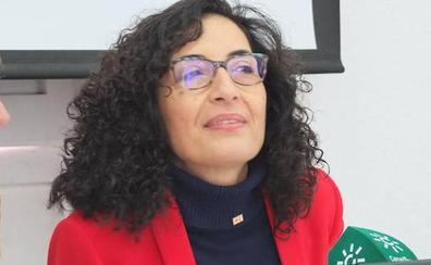 María del Mar Pageo, presidenta de Cruz Roja Española en Almería, renueva también en Andalucía