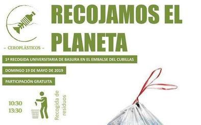 Estudiantes y profesores de la Escuela de Caminos de la UGR recogerán basura por un mundo más sostenible