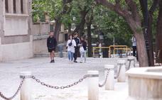 El detenido por el apuñalamiento en Granada confiesa que discutió «con su actual novia» y después la acuchilló