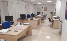 Clausuran un Juzgado de Violencia sobre la Mujer en Granada hasta que se certifique la calidad del aire