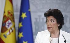 El Gobierno pide a Cs y PP la abstención en la investidura como un «servicio a España» y la sitúa al inicio de julio