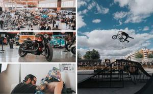 'Graum Festival', el festival de la cultura urbana aterriza en Granada: programa y horarios