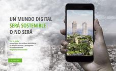 La Facultad de Ciencias Económicas y Empresariales participa en la campaña 'Digitalización Sostenible'