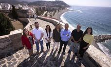 Cita en el castillo para los siete candidatos de las elecciones más abiertas de Almuñécar