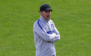 Simeone: «¿Griezmann? El club es más importante que cualquiera»