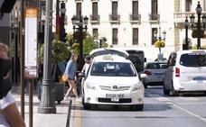 Un solo agente acumula más de un centenar de las multas a los taxistas