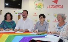 IU pacta medidas de igualdad afectiva en los ayuntamientos de la provincia de Almería