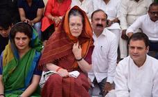 El poder indio se apellida Gandhi