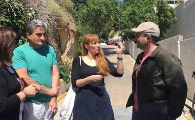 Mar Rodríguez ayudará a resolver el problema de acceso del Almendral