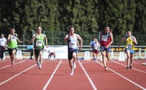 El Nacional para atletas con discapacidad intelectual de Granada se cobra los primeros récords de España
