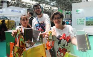 Expoliva supera las expectativas con 4.000 extranjeros y 58.000 visitantes, según la organización