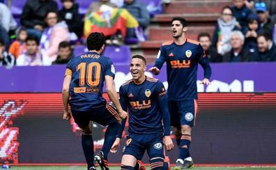 El Valencia entra en la Champions