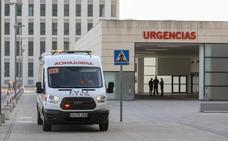 Dos ciclistas son hospitalizados tras sufrir sendos accidentes ocurridos en Granada