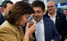 Calvo: «Si España eligiera apellidos, uno sería aceite de oliva»