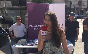 La candidata de Podemos abrirá el ayuntamiento al emprendimiento cultural