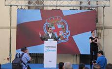 Moreno apela al «voto útil» para un PP que aporta «confianza e ilusión»