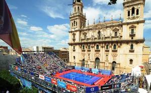Jaén repite como capital mundial del pádel