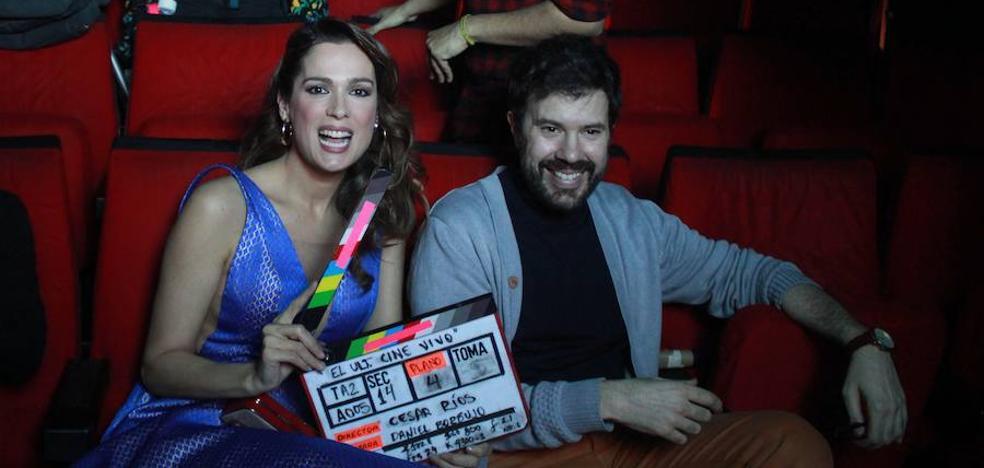 El granadino César Ríos estrenará 'El último cine vivo' en Madrid