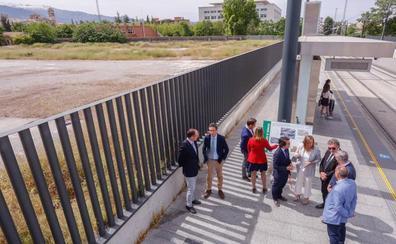 La Junta estudia seis proyectos para acabar con los atascos en el área metropolitana de Granada