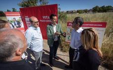 Cuenca ampliará el modelo de rehabilitación de Santa Adela a Pajaritos, Chana y zonas del distrito Beiro