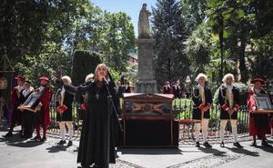 Granada homenajea a Mariana Pineda en el aniversario de su muerte
