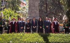 Así ha sido el homenaje a Mariana Pineda en Granada